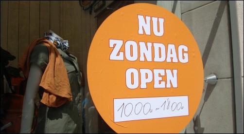 Groningen parkeren koopzondagen 2012 2013 for Koopzondag groningen